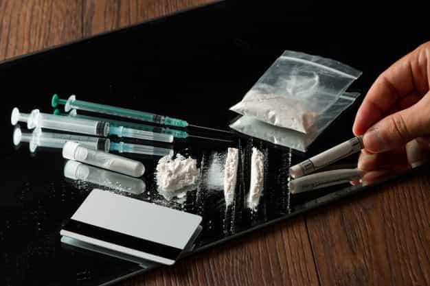 drugs addiction