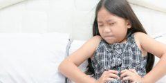 أعراض التهاب الزائدة الدودية عند الأطفال