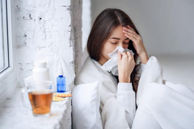 فيروس كورونا والأنفلونزا